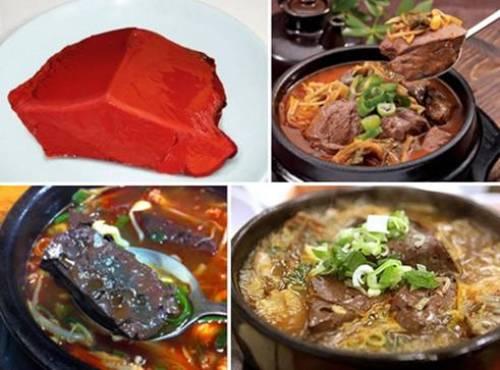 韓国料理 ゲテモノ 珍味