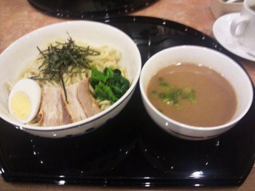 ガスト18(豚骨醤油の本格つけ麺).JPG