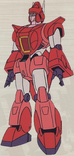 赤ロボ20b