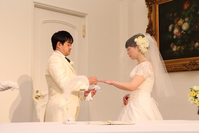 ホテルモントレ仙台での人前結婚式とご披露宴を写真撮影 はれのひ