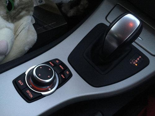 16-02-21 【E91】内装、というか装備? iDrive