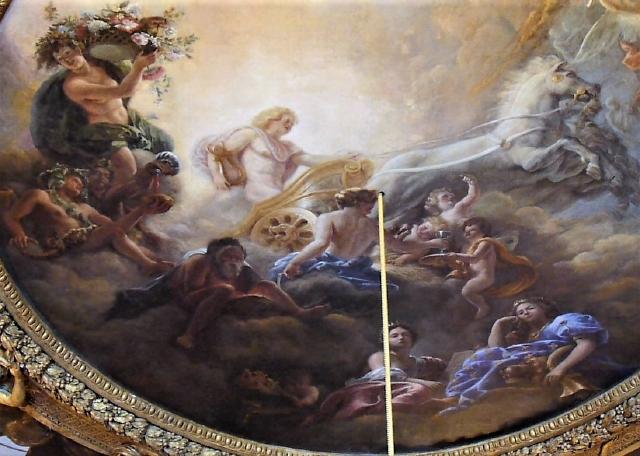 新 ベルサイユ宮殿 8 (王のアパルトマン) | わたしのこだわりブログ(仮 ...