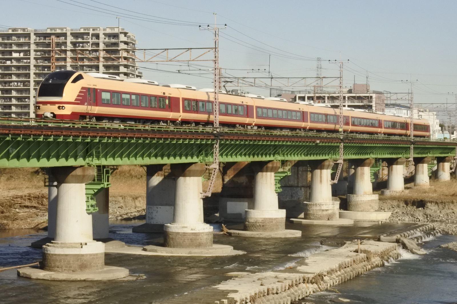 E653系国鉄特急色を撮る | 花見友紀の「鉄道のある日常」 - 楽天ブログ