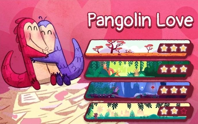 Pangolin Love