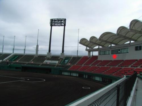 ボールパーク実況席1.JPG