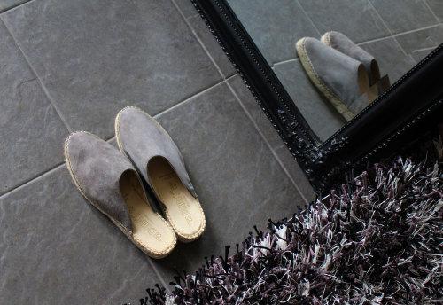 モダンな玄関 WAGAYA (わがや) 我が家の玄関 夏のサンダル サボ ジュート エスパドリーユ 女性らしいデザインのサボ サンダル.jpg