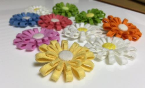 フェルトの花.JPG