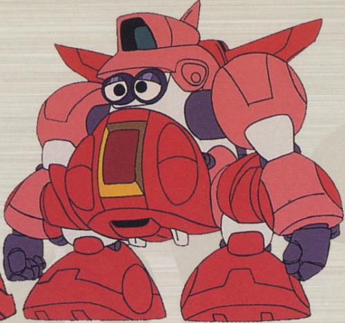 赤ロボ20a