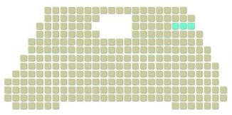 トーテム座席表B