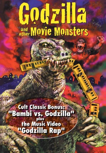 Godzilla and other Movie Monsters.jpg