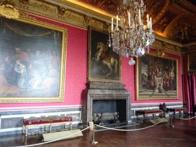 新 ベルサイユ宮殿 8 (王のアパルトマン)   わたしのこだわりブログ(仮 ...