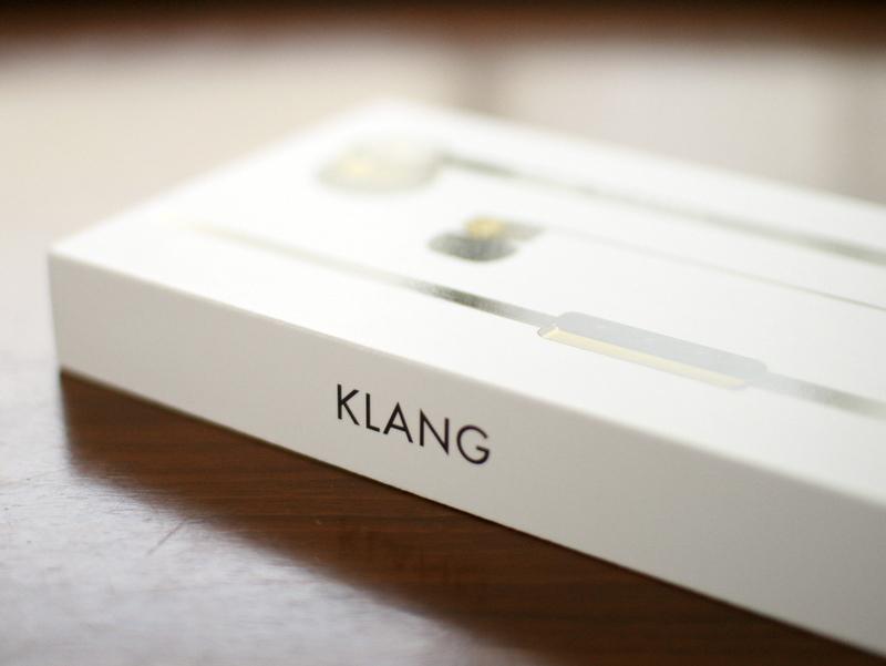 Sudio KLANG パッケージ