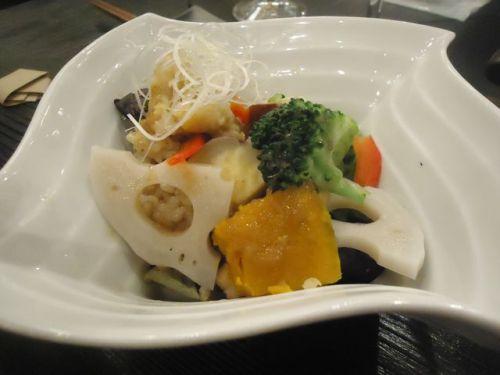 方舟09(能登島根菜と有機野菜のベジミールサラダ).JPG
