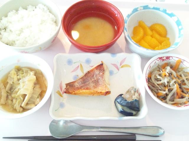 赤魚の西京焼き