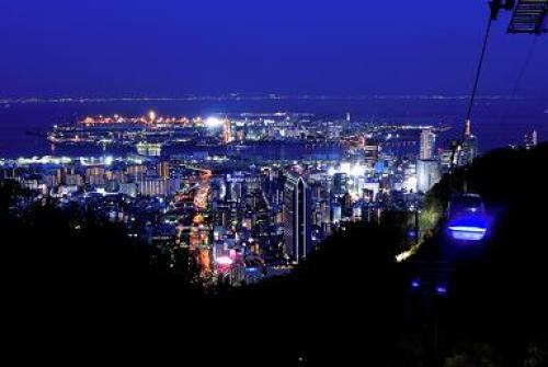 神戸布引ハーブ園の夜景.jpg