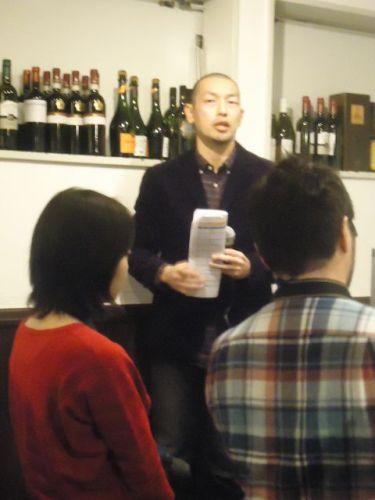 ブロガーイベント04(ブロぐるめ石田さん).JPG