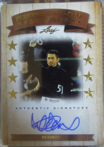 2011 Leaf Legends of Sports ALL-Star /10