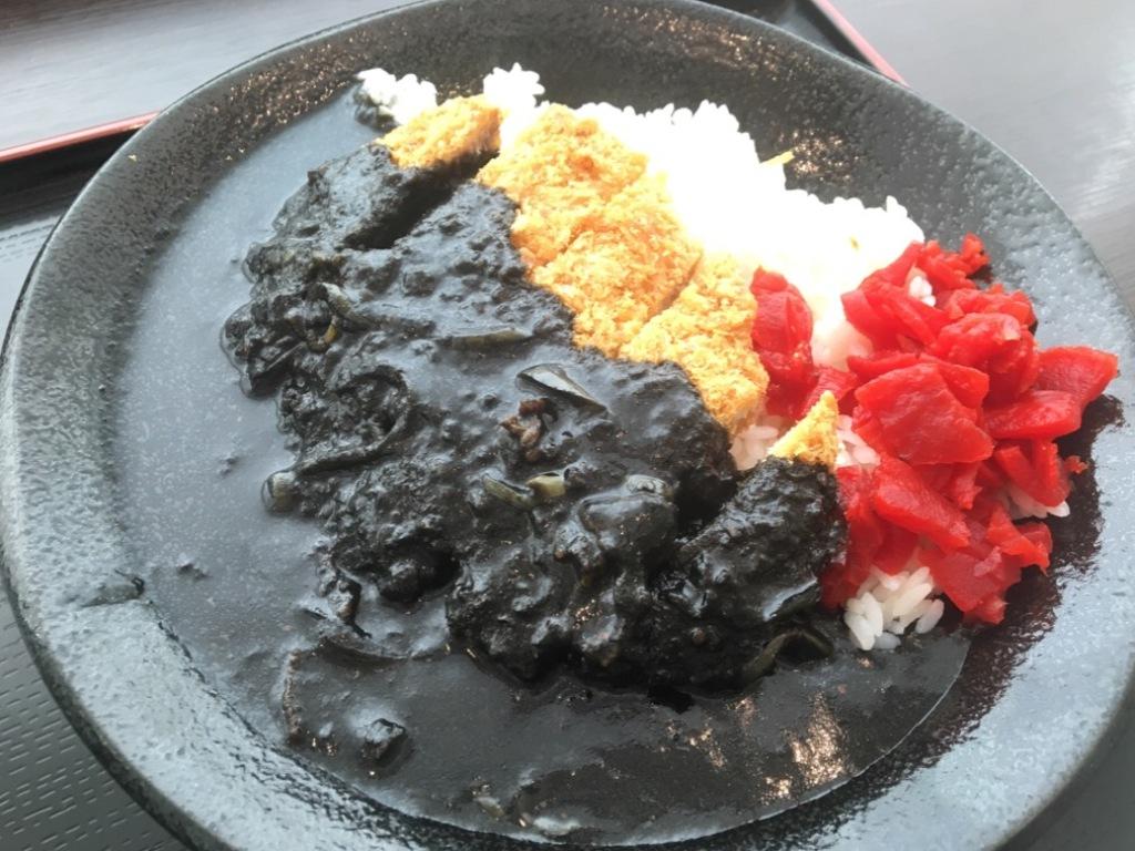 埼玉 嵐山PA名物のブラックカレーは美味いかも!?   横浜泥酔 - 楽天ブログ