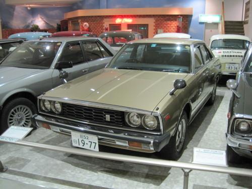 日本自動車博物館にて・・・(そ...