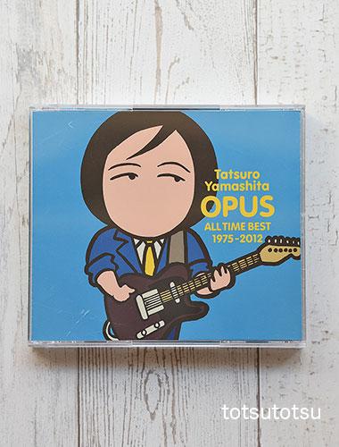 山下達郎さんの『OPUS~ALL TIME ...