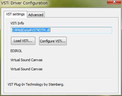 Virtual Sound Canvas VST版をWin7 (64bit)で使用してみた。 | 活き活き