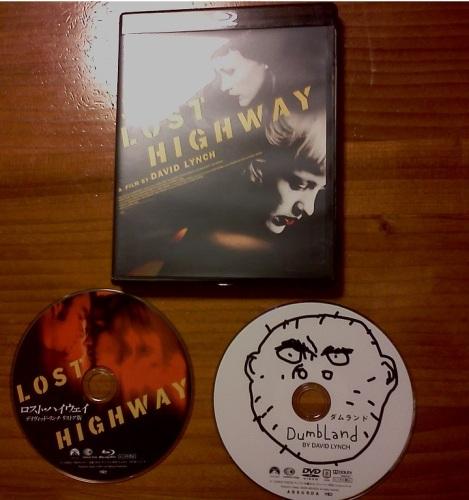 LostHighway Blu-ray リストア版