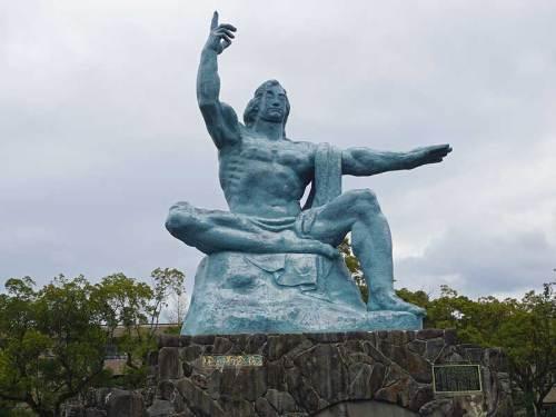 長崎平和記念公園160306.jpg