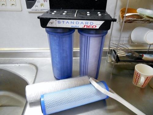 観賞魚用浄水器