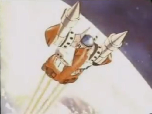 宇宙の騎士テッカマン:画像08