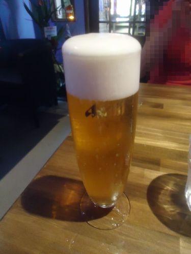 アブセント03(生ビール).JPG