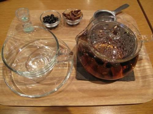 韓国旅行 韓方茶 ティーテラピーpg