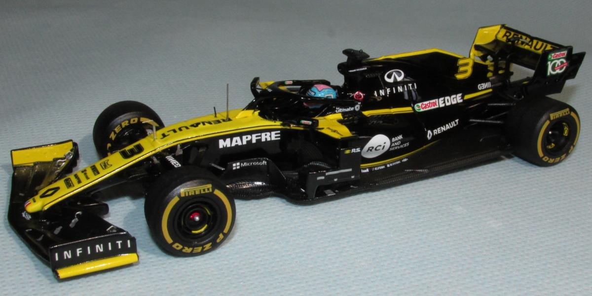 "ESSO 3/"" Classic Sports Motor Racing Car stickers F1GP"
