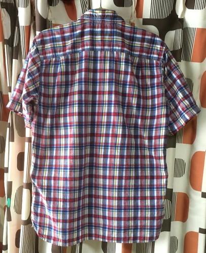 OMNIGOD 半袖ワークシャツ 56-016X  2.JPG