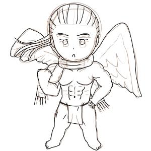 褌マフラー天使