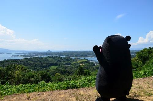 維和島にある桜・花公園熊本地震上天草市.jpg