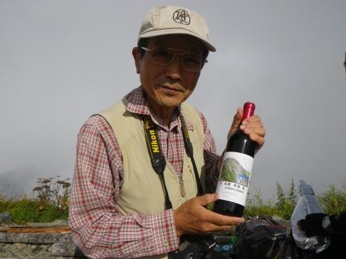 50回登頂記念ワイン.JPG