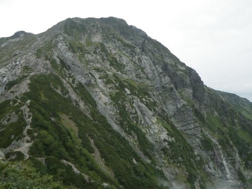 北岳バットレス.JPG