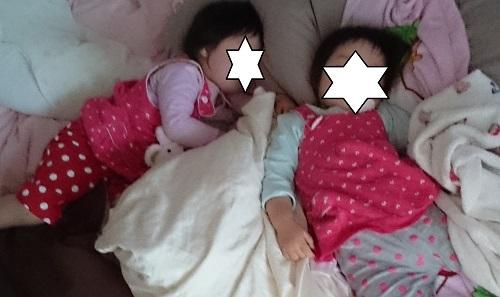 オフトゥンで眠る幸せ.JPG