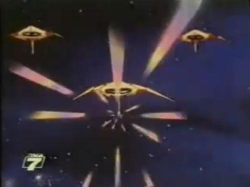 宇宙の騎士テッカマン:画像05