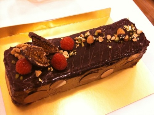料理教室 2011チョコケーキ.JPG