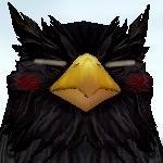 かか鴉(照閉)