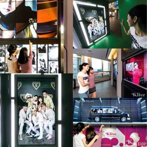 韓国旅行 K-POP Klive