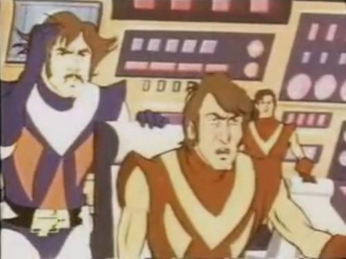 宇宙の騎士テッカマン:画像04