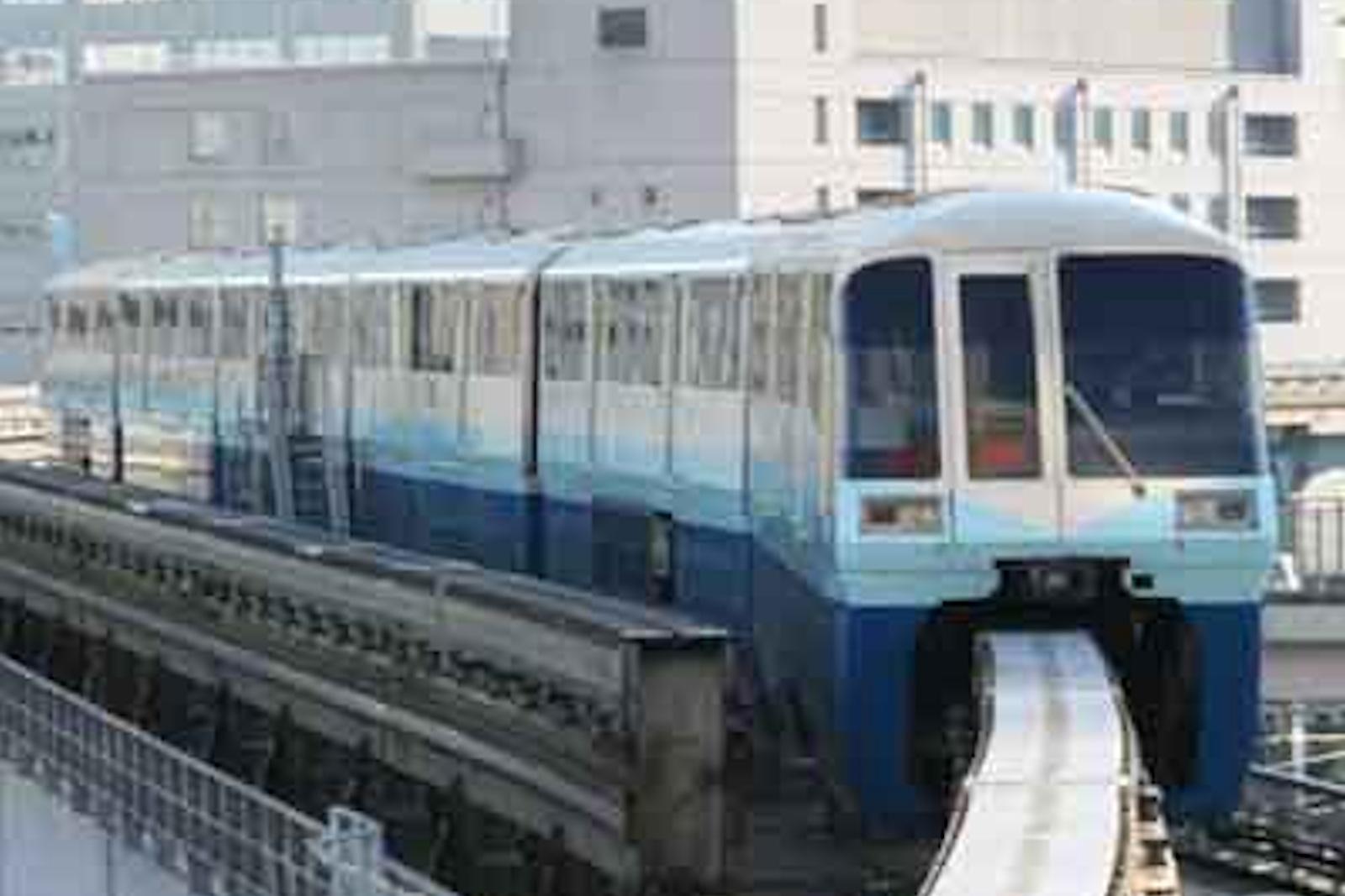 記念日に逢いましょう」 東京モノレール   花見友紀の「鉄道のある日常 ...