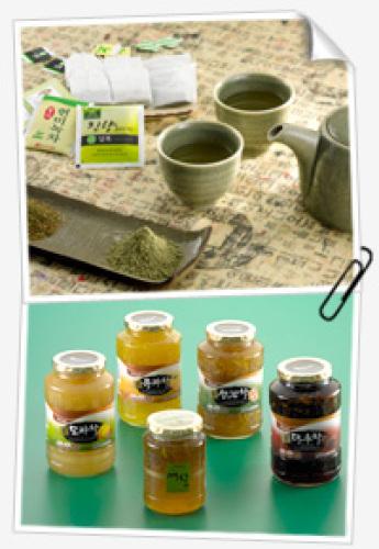 韓国旅行 お土産 伝統茶