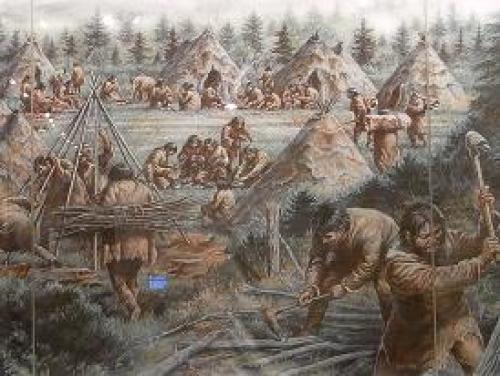 地下5mの世界 旧石器時代の物語(その2) 第165号 | オータム ...