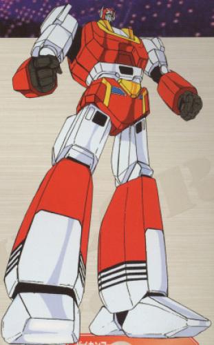 赤ロボ03