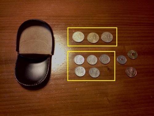 コインの数