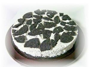 焼 かない オレオ チーズ ケーキ