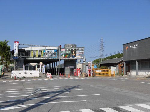 醒ヶ井の道の駅.JPG
